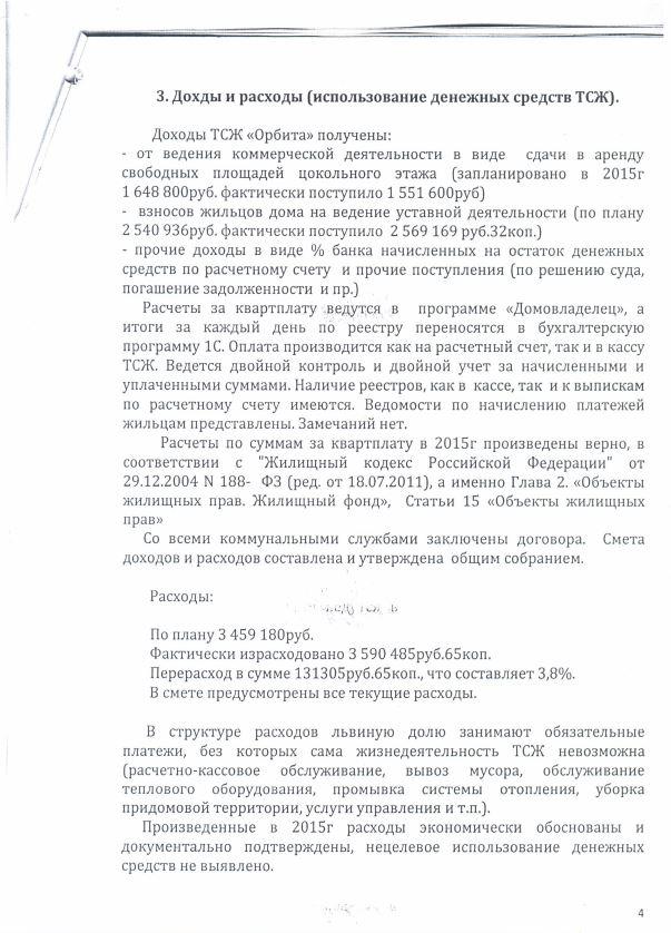 Отчет ревизии фин деят 2015 - 004